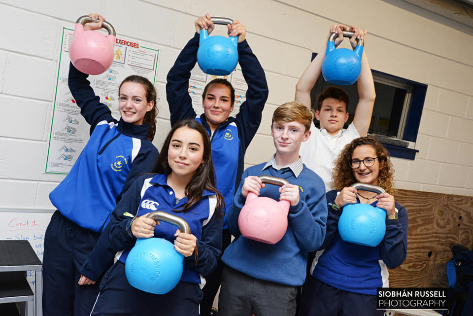 physical education Colaiste Muire